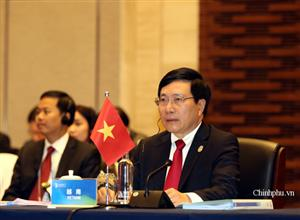 DPM calls for balancing interests, responsibility of countries along Mekong River