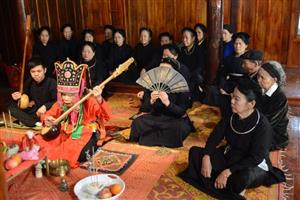 Practices of Then recognised asIntangible Cultural Heritage of Humanity