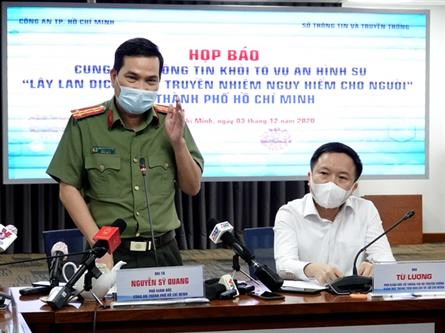 Vietnam Airlines flight attendant prosecuted for spreading Covid-19 infection