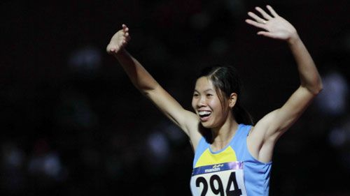 Athletes to compete in 2012 Asian Indoor Athletics Champs