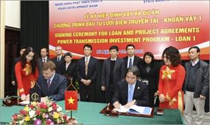ADB committed US$730 mil to power transmission network