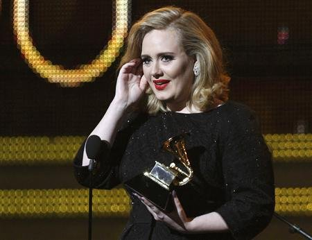 Foo Fighters and Adele winning big at Grammys