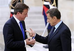 Britain and France to sign nuclear power deal at summit