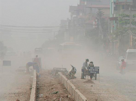 air pollution in vietnam essay The result shows that health impacts due to air pollution are by far larger than the number of fatalities due to traffic accidents hanoi is the capital city of vietnam and the second largest city of the country jep most popular papers publication ethics & oa statement jep.