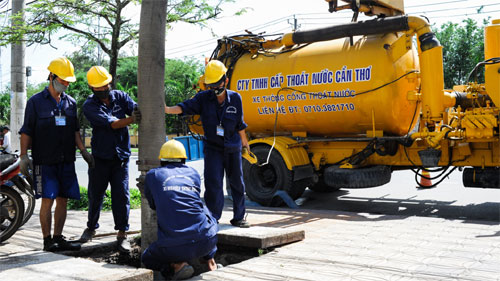 Wastewater treatment brings enormous benefits