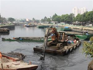Ho Chi Minh City seeks more money for canal project