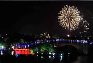 Fireworks displays planned for Lunar New Year
