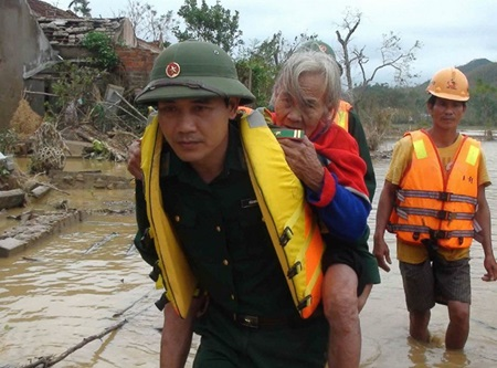 Vietnam preparing for extreme weather conditions