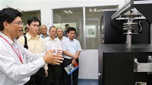 OVs encouraged to take part in sci-tech research