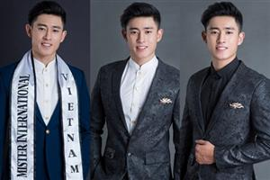 Tien Dat enters Top 6 at Mister International 2017