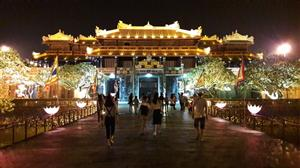 Hue Imperial Citadel to open at night in April