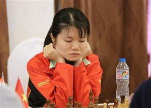 Thao Nguyen advances to third round at world chess championship