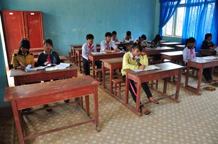 Central region face challenges persuading pupils back to class