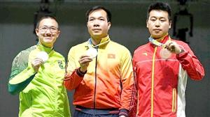 Vietnamese shooters to head for ISSF World Cup in New Delhi