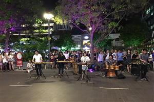Music Street plan to liven up HCM City