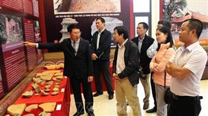 Exhibition on cultural space of Truc Lam Zen Buddhist sect opens