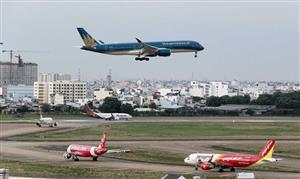 Flights from South Korean virus areas to land in three airports