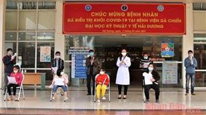 Third wave of coronavirus in Vietnam likely to end by late March