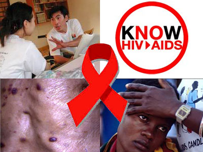 Person with aids