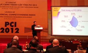 Dong Thap ranks first in Vietnam PCI