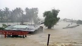 USAID supports central province's response to disasters