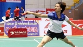 Hanoi hosts international badminton champs