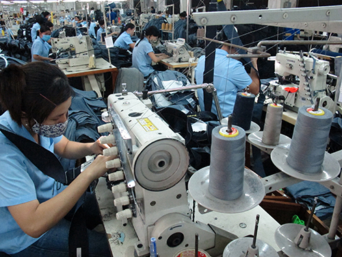 Bright forecast for textile industry | DTiNews - Dan Tri