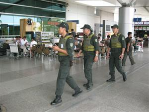 Security checks intensified at Tan Son Nhat airport