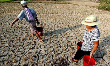 Climate change boosts conflict risk, hunger: UN panel