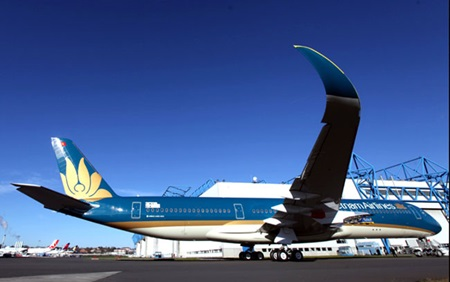 Vietnam Airlines gets new aircraft