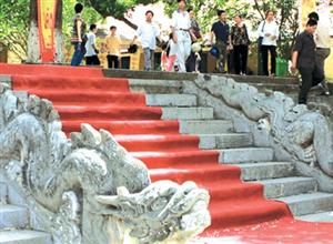 Hanoi to restore Kinh Thien Palace