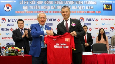 Japanese tactician to lead Vietnam women's national football team