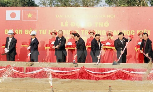 vietnam-japan university to open in sept hinh 0
