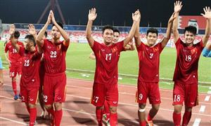 Vietnam satisfy with World Cup's draw