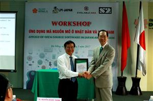Đà Nẵng inks first deal in Open Source Software education