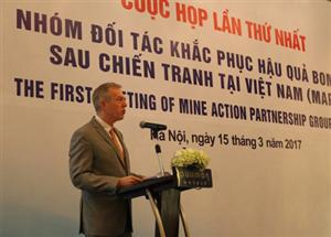 US and Vietnam co-operate to reduce impact of unexplored ordnance