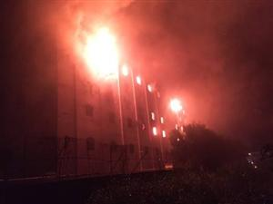 1,200 workers affected by Can Tho factory fire