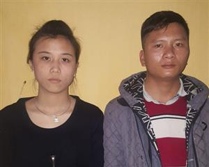 Two arrested for human trafficking