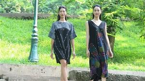 Hanoi's botanical garden turns into catwalk for Autumn-Winter Fashion Week