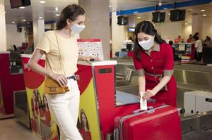 Vietjet offers free baggage allowance on domestic routes