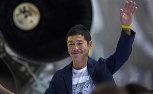 Fly me to the Moon: Japan billionaire offers space seats