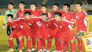 U22 team to train in Europe for Asian champs