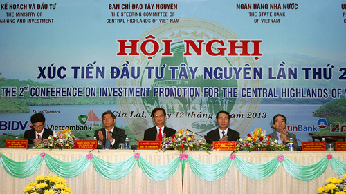 VND24,000 billion investment for Central Highlands