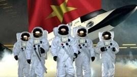 Seeking second Vietnamese to fly into space