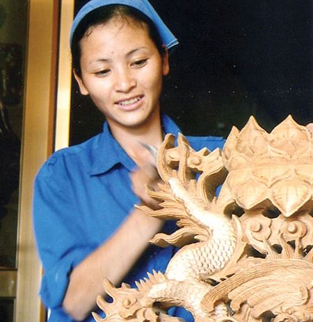 Vietnam targets gender equality