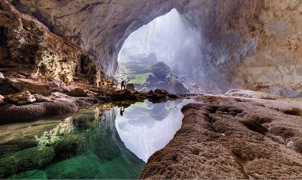 quang binh quashes son doong 'largest cave' application hinh 0