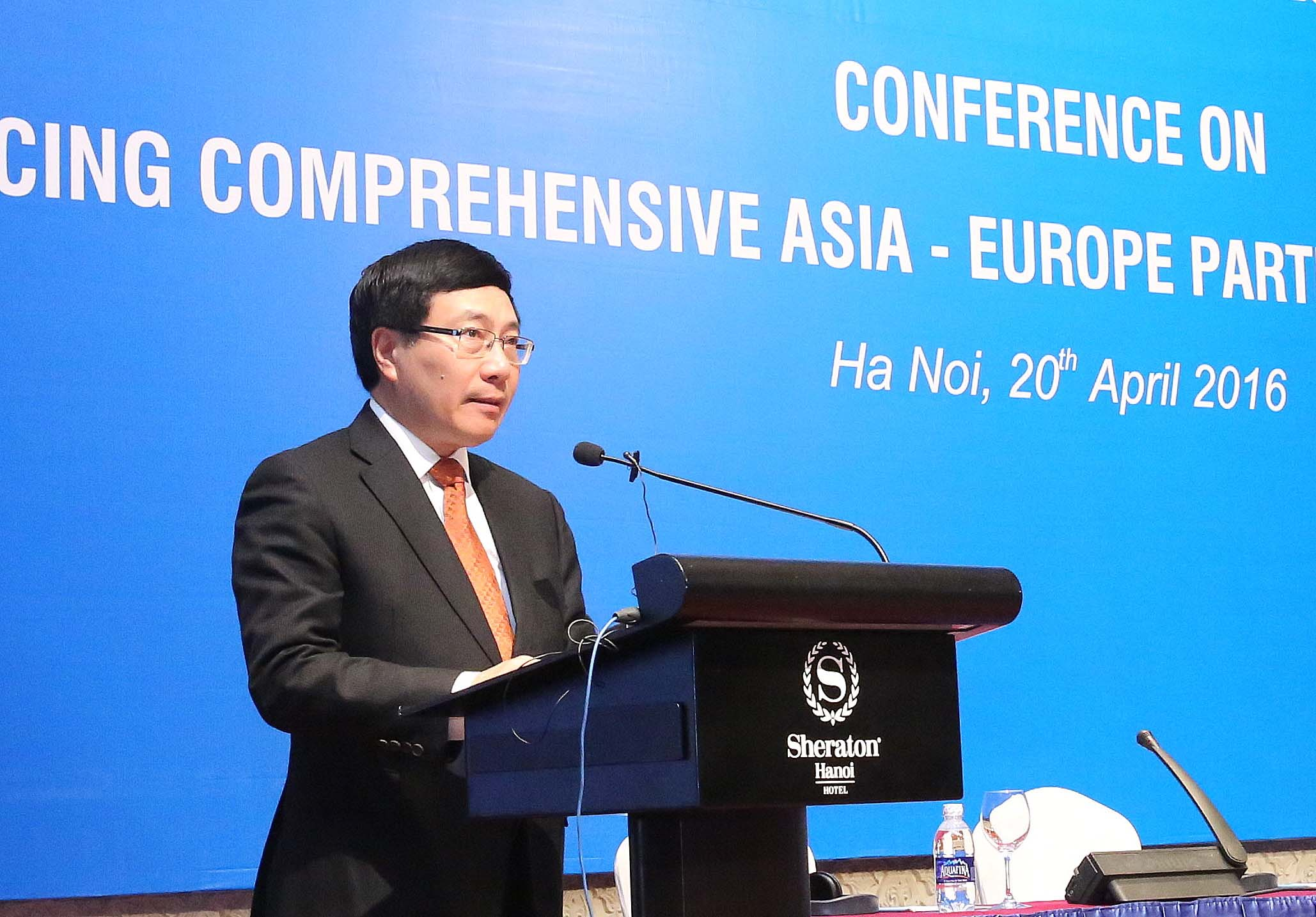 ASEM cooperation seeks fresh impetus for development