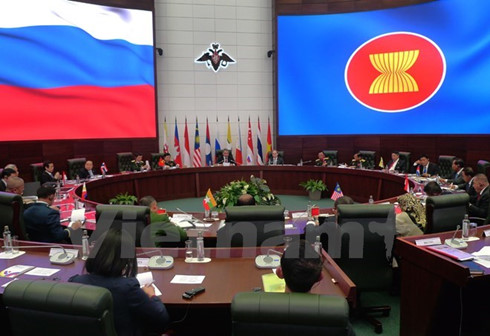 minister calls for asean's single voice on east sea security hinh 0