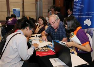 Nearly 60 institutions gather in International Higher Education Day