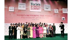 Fifty most influential Vietnamese women honoured by Forbes